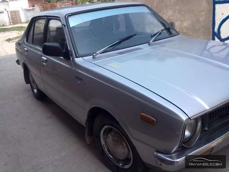 toyota corolla 1976 for sale in islamabad
