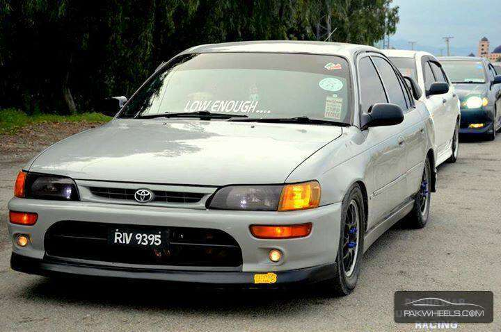 Toyota Corolla Accessories Toyota Corolla XE 1994 for sale in Islamabad | PakWheels