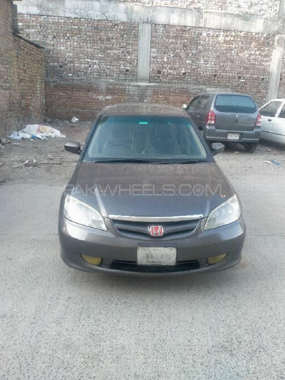 Honda Civic VTi Oriel UG 1.6 2004 Image-1