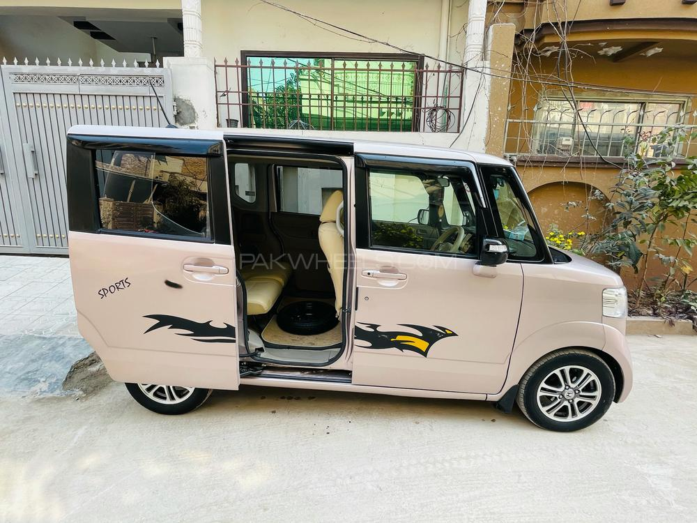 Honda N Box 2Tone Color Style - L Package 2014 Image-1