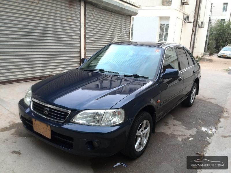 Honda City Exi S Automatic 2002 For Sale In Karachi
