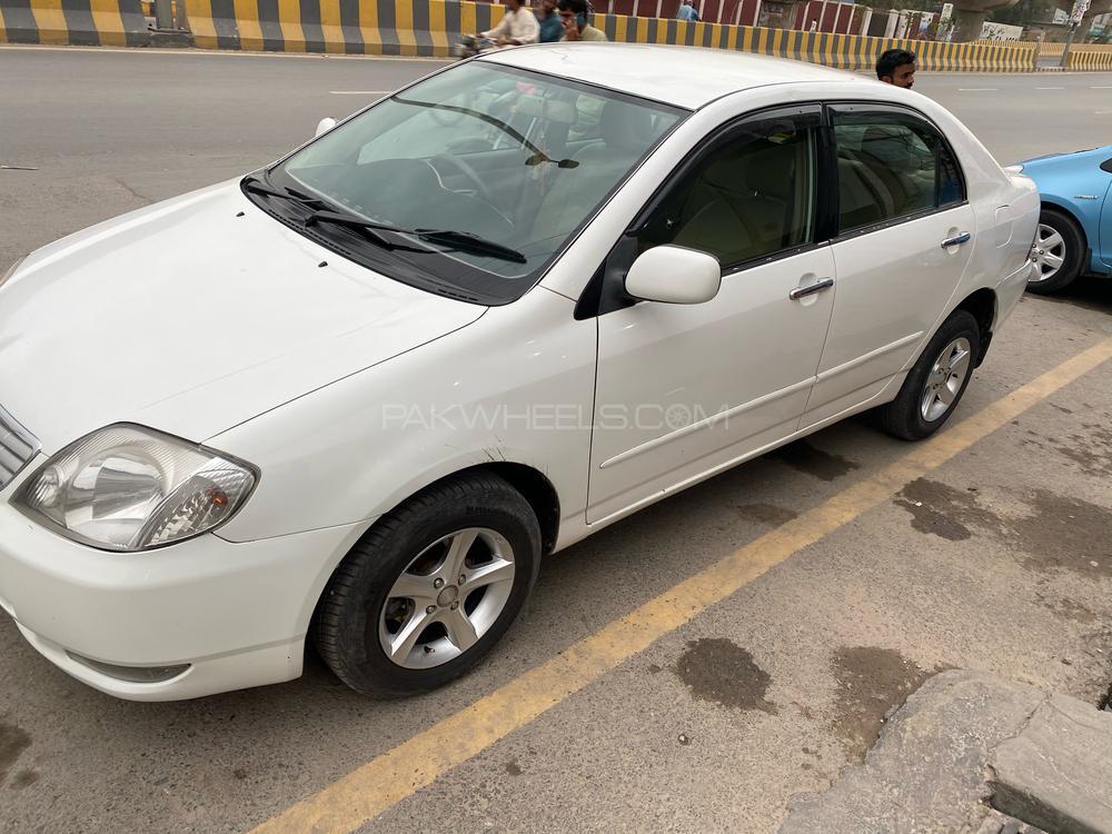 Toyota Corolla XE-G 2002 Image-1