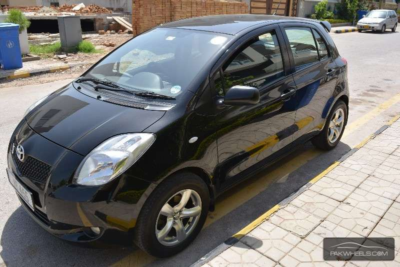 toyota yaris 2008 for sale in islamabad pakwheels. Black Bedroom Furniture Sets. Home Design Ideas