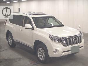 Used Toyota Prado TX L Package 2.7 2017