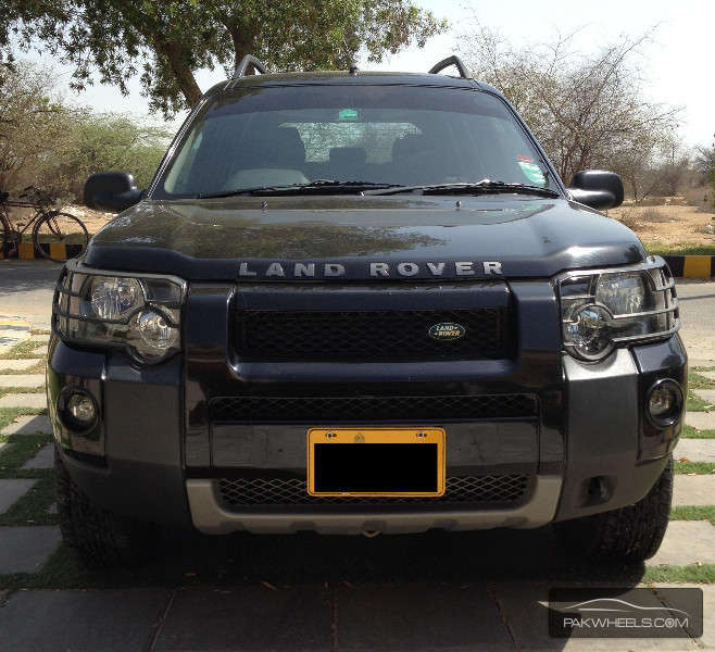 Land Rover Freelander 2005 For Sale In Karachi
