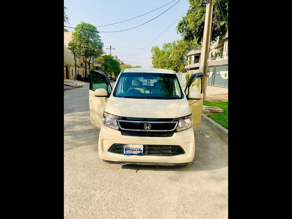 Honda N Wgn G Turbo 2019 for sale in Lahore   PakWheels