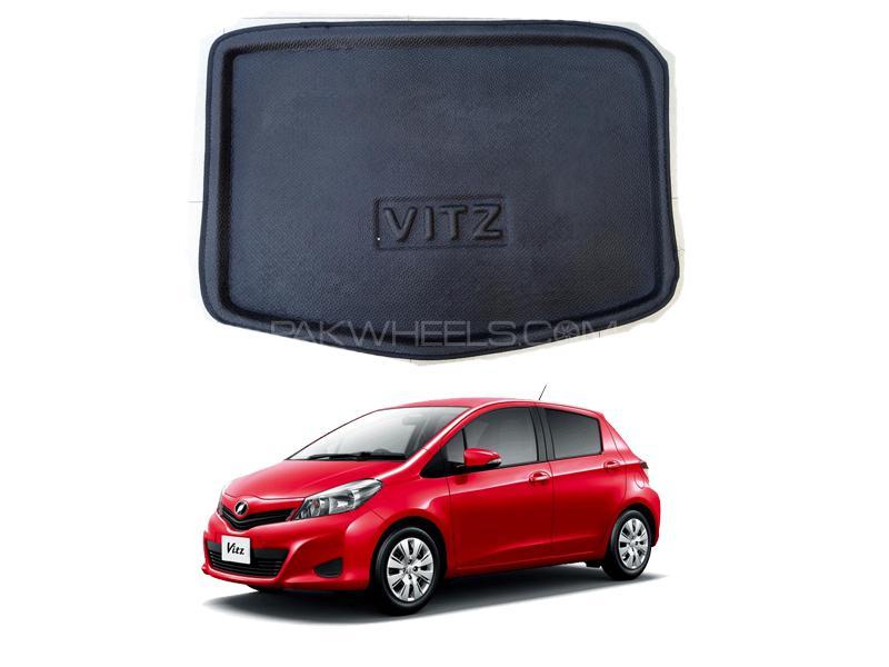 Toyota Vitz 2014-2020 Trunk Mat Tray in Lahore