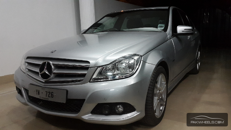 Mercedes benz c class c250 2011 for sale in lahore pakwheels for Mercedes benz c300 for sale