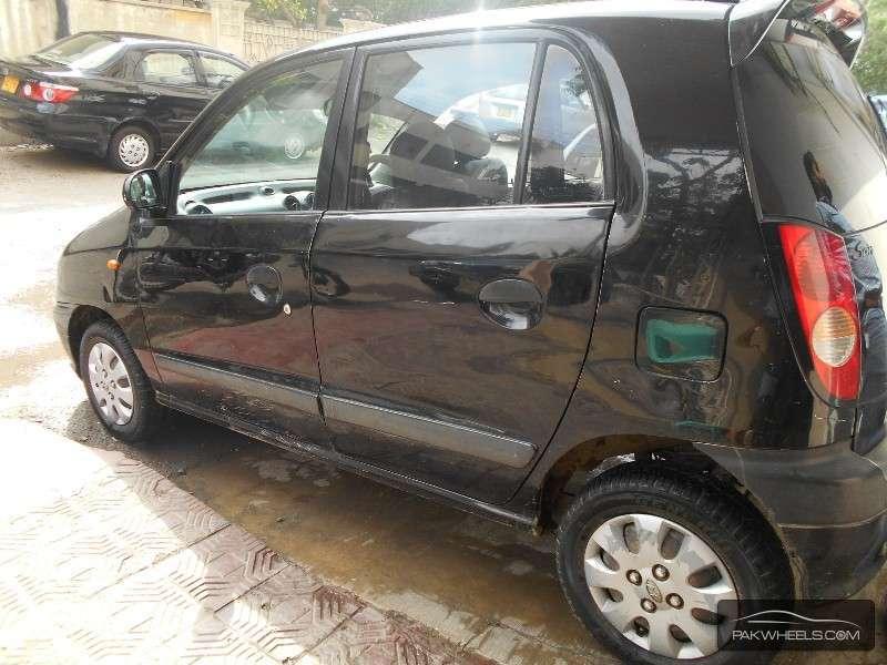 Hyundai Santro Exec 2005 Image-6