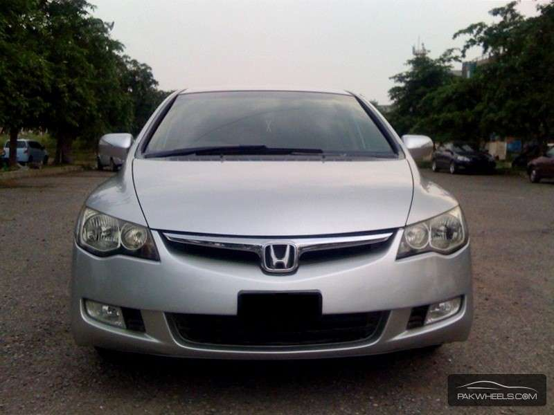 honda civic hybrid mx 2006 for sale in islamabad pakwheels. Black Bedroom Furniture Sets. Home Design Ideas