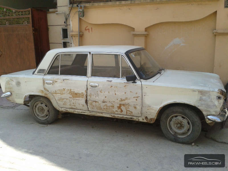Used Fiat 124 1970 Car For Sale In Rawalpindi