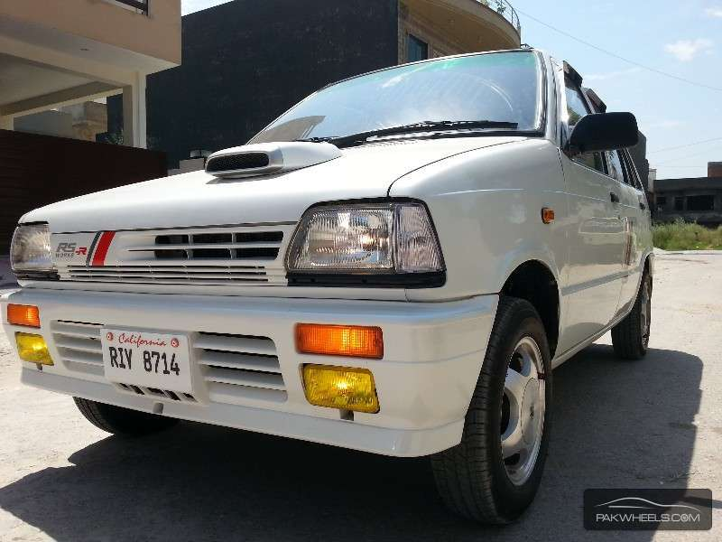 Suzuki mehran 2002 for sale in islamabad pakwheels for Alto car decoration