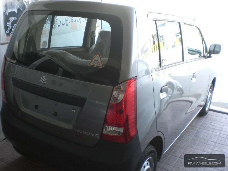 Suzuki Wagon R VX 2014 Image-3
