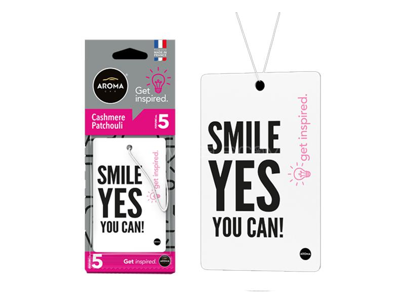 AROMA Get Inspired Air Freshener - Cashmere Patchouli in Lahore