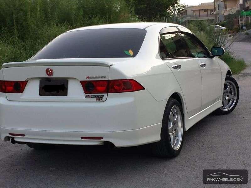 Honda Accord Type S 2006 Image-7