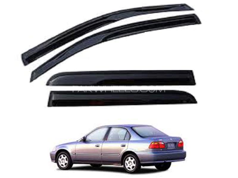 Honda Civic 1999-2001 Sun Visor - Black  in Karachi