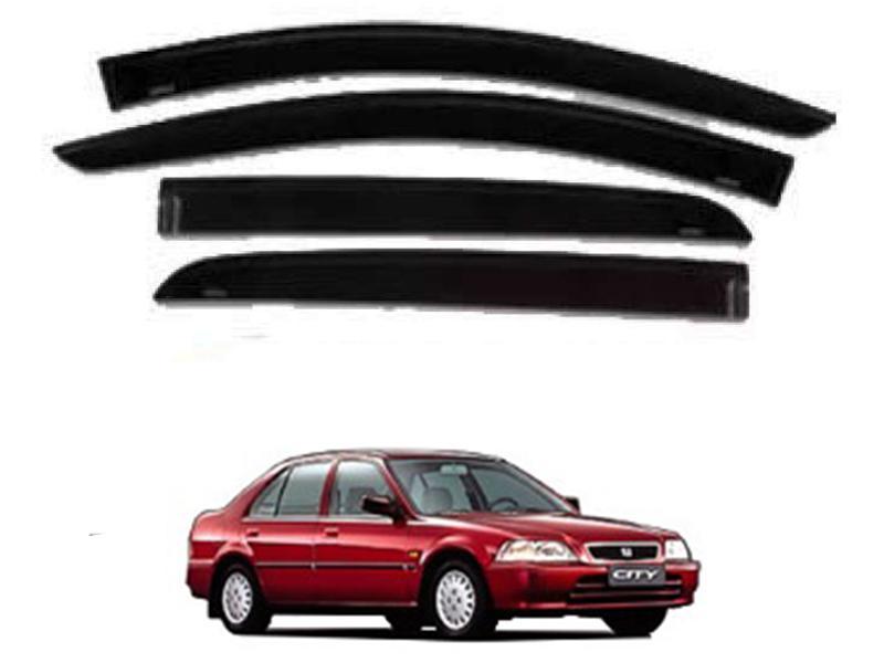 Honda City 2000-2003 Sun Visor - Black  in Karachi