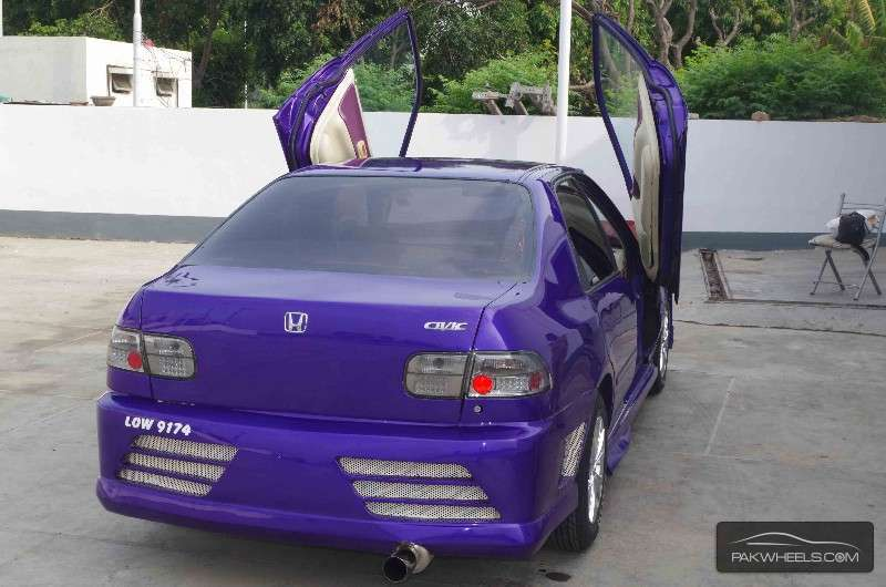 honda civic ex 1995 for sale in lahore pakwheels