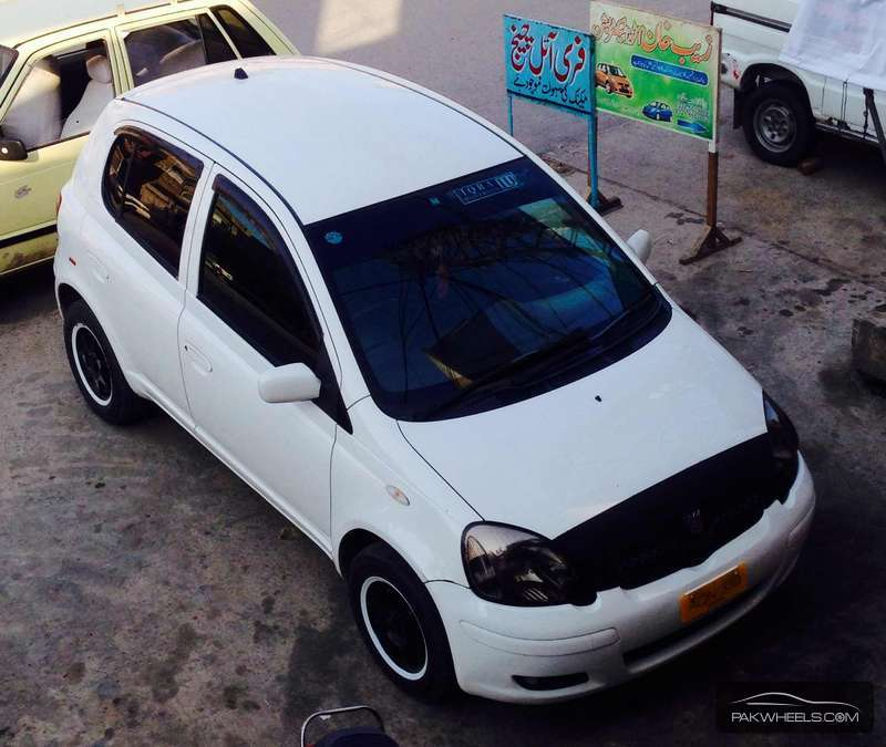 Toyota Vitz F Limited 1.0 2004 Image-5