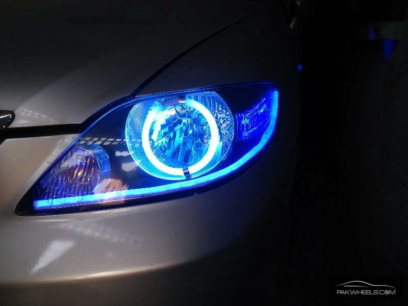 Honda City Modified Head Lights For Sale In Lahore Parts