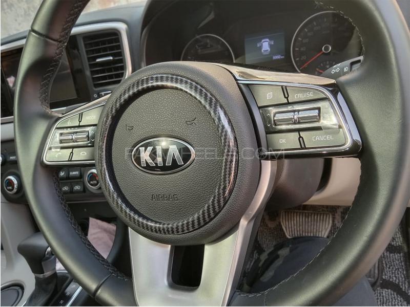 Kia Sportage Steering Carbon Ring in Lahore