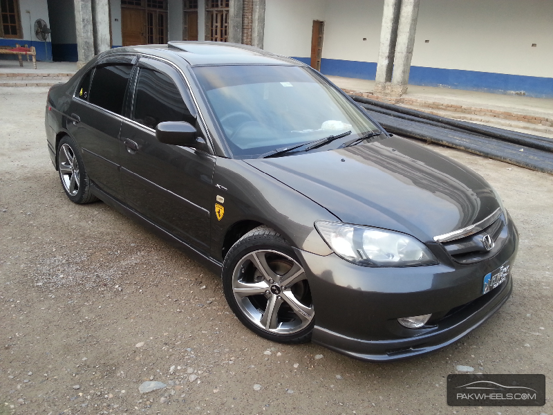 honda civic vti oriel 1 6 2005 for sale in peshawar pakwheels