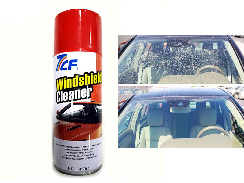 7CF Car Windshield Cleaner - 450ml in Lahore