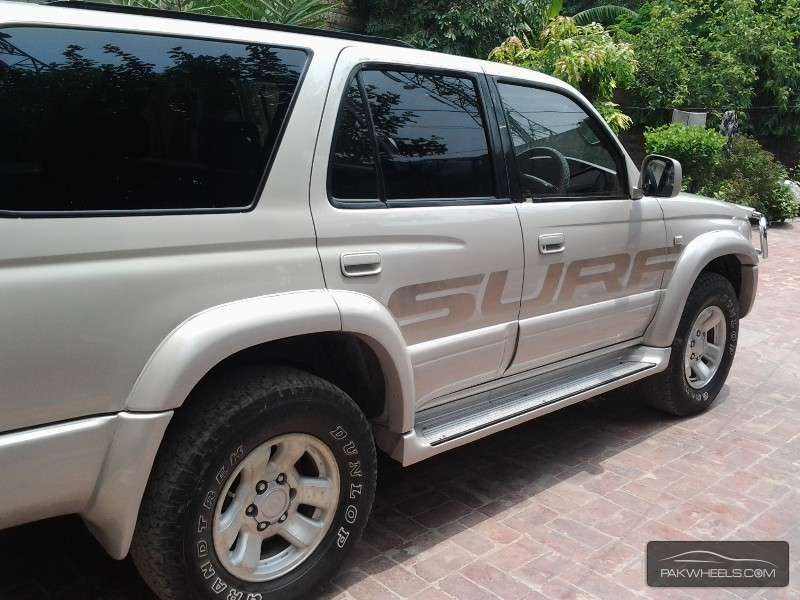 toyota surf ssr x 3 4 1996 for sale in lahore pakwheels