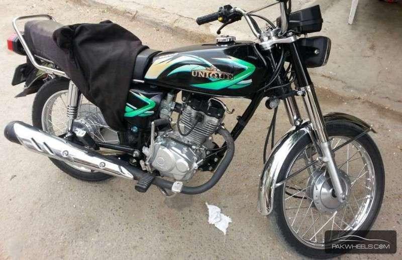 Used Unique Ud 125 2014 Bike For Sale In Karachi 125906 Pakwheels
