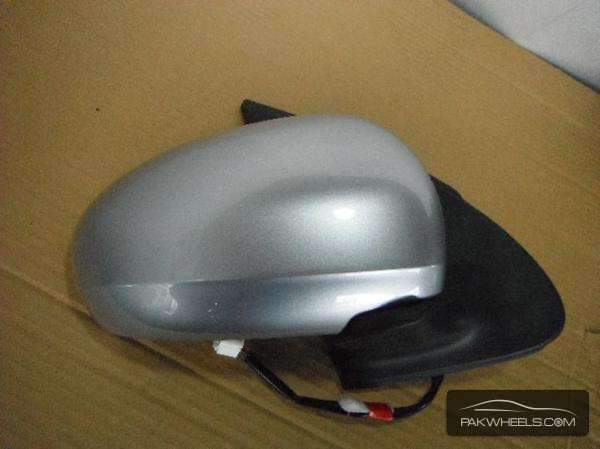 TOYOTA PASSO 2012 MIRRORS FOR SALE Image-1