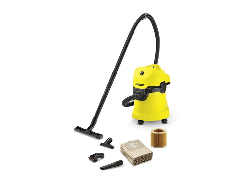 Karcher WD3 Heavy Duty Professional Vacuum With Blower  in Lahore