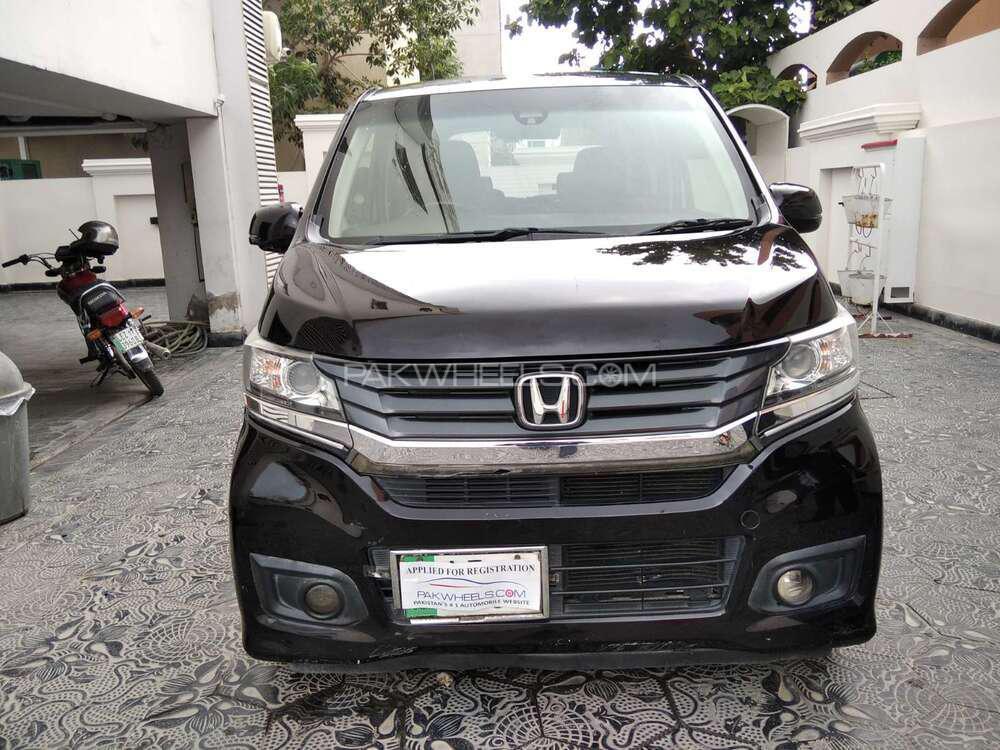 Honda N Wgn Custom G Turbo 2014 Image-1