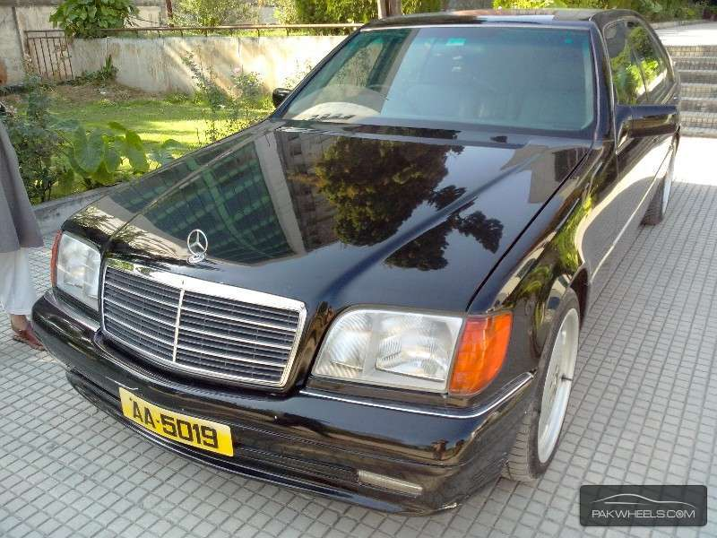 Used mercedes benz s class 300sel 1992 car for sale in for Used mercedes benz rims for sale
