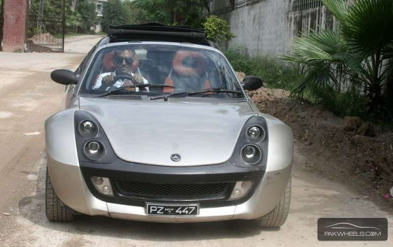 Mercedes benz smart 2004 for sale in rawalpindi pakwheels for Mercedes benz smart car for sale