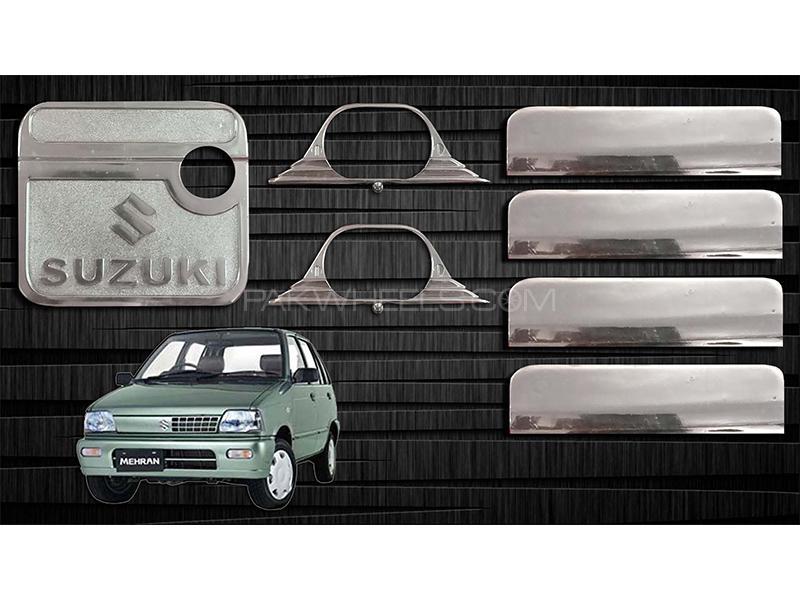 Suzuki Mehran 1988-2019 Exterior Kit - Chrome  in Karachi
