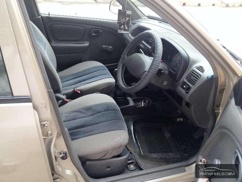 Suzuki Alto VXR (CNG) 2006 Image-7