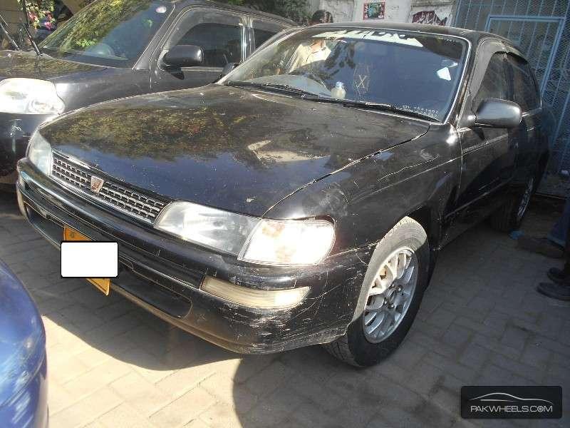 Toyota Corolla GLi 1.6 1995 Image-2