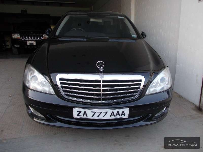 Used mercedes benz s class s 500 2007 car for sale in for 2007 mercedes benz s class s550 for sale