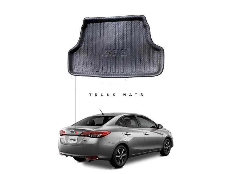 Toyota Yaris 2019-2021 Marflex Trunk Mat Tray Image-1