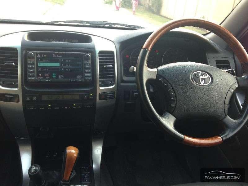 Toyota Prado TZ G 4.0 2007 Image-3