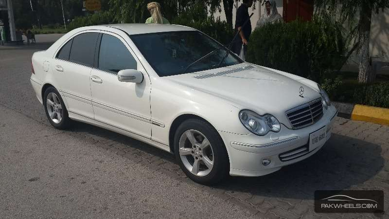 mercedes benz c class c180 kompressor 2006 for sale in multan pakwheels. Black Bedroom Furniture Sets. Home Design Ideas