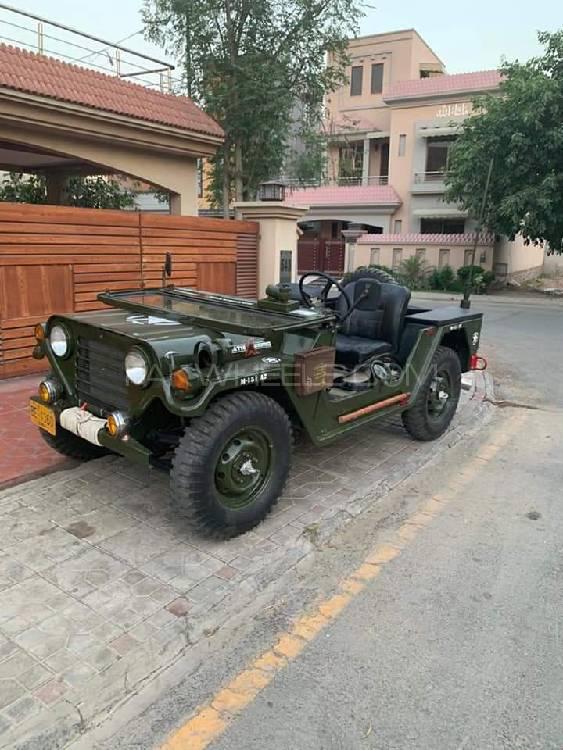 Jeep M 151 Standard 1988 Image-1