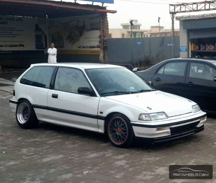 honda civic gl 1991 for sale in peshawar pakwheels. Black Bedroom Furniture Sets. Home Design Ideas