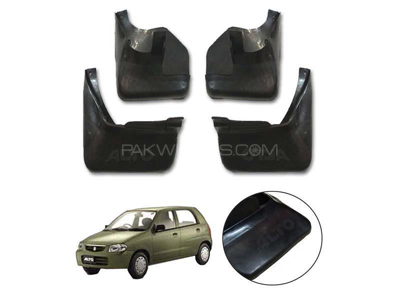 Suzuki Alto VXR 2000-2012 Mud Flap Set - 4 Pcs  in Karachi