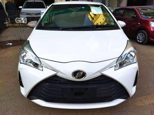 Used Toyota Vitz F 1.0 2018