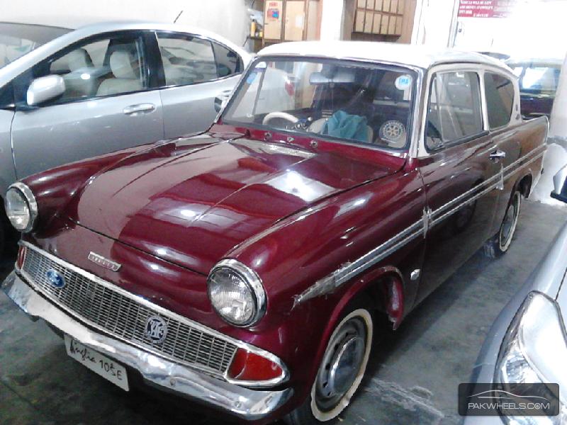 Ford Anglia 1964 Image-2