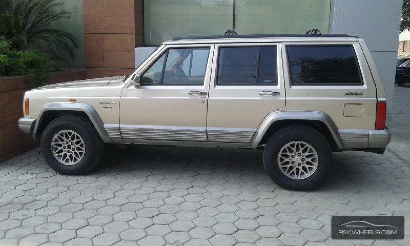 Jeep Cherokee Country Limited 1995 for sale in Lahore ...