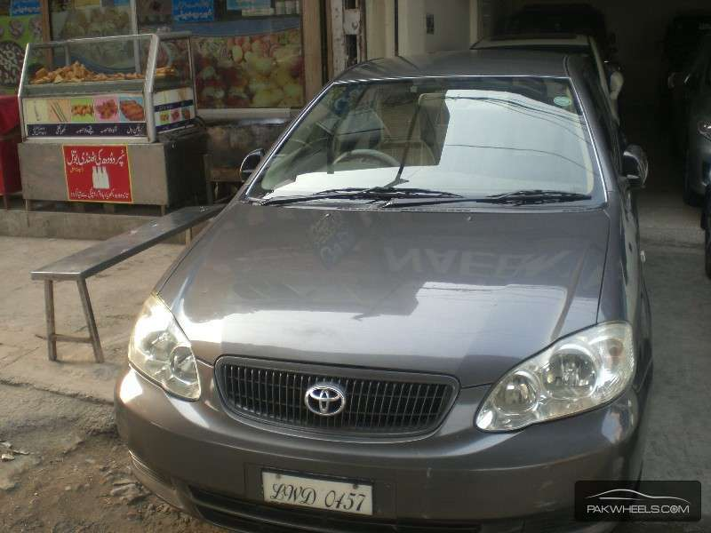 used toyota corolla gli 2006 car for sale in multan 990743 pakwheels. Black Bedroom Furniture Sets. Home Design Ideas