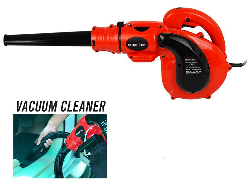 Smartec Electric Blower And Vacuum Cleaner - 850W in Karachi