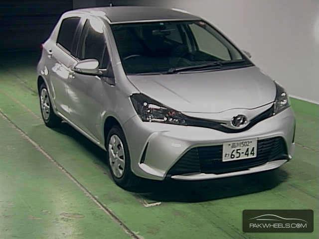 Toyota Vitz 2014 For Sale In Karachi Pakwheels